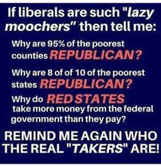 The Nerve!! The Lazy Freeloaders & Moochers are THE TRUMPS & The GOP Congress!! Don't give me that Racist BS about President Obama's spending either!! The Trumps Have already Exceeded What President Obama and his Family spent in 8 Years!!! Between the GOP Congress and trump, this Nation is now spending My Great Grandchildren Money!!