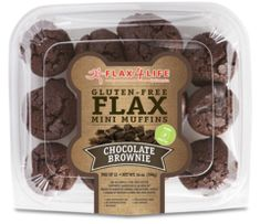Flax4Life · Brownies