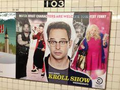 Kroll Show - NYC - Jan 13