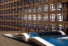 wood metal tiles