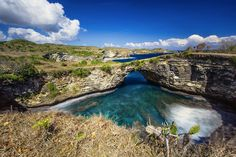 Pasih Uug (Broken Beach) is a unique beach located at Bunga Mekar Village, wester part of Nusa Penida Island. The name of Pasih Uug (Broken Beach) not means it is broken. Although called like that,...