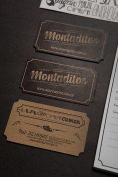 Kaper Design; Restaurant & Hospitality Design: Montaditos