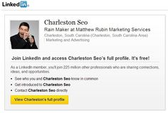 Rain Maker at Matthew Rubin Marketing Services
