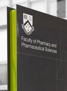 Monash Pharma Signage Program / Hofstede Design | AA13 – blog – Inspiration – Design – Architecture – Photographie – Art