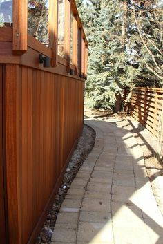 Exotic Hardwood Decking, Railing, and Skirting supplied by Kayu Canada Inc.