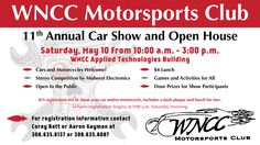 WNCC Motorsports Club Car Show and Open House