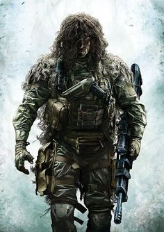 #ghost soldier #special army #mask #special soldier #special forces #military #army #soldier
