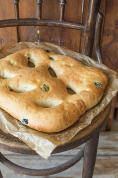 Rozmaringos olívabogyós fougasse | Street Kitchen Cooking Bread, Bread Baking, Bread Recipes, Cake Recipes, Cooking Recipes, Torte Cake, Bread Bun, Bagel, Italian Recipes