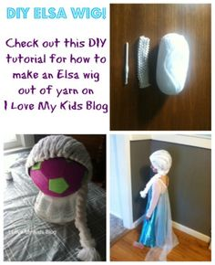 Check out this DIY tutorial on how to make a Frozen Elsa wig out of yarn! My sweet 6 year old has been saving her money for 4 months because she wanted to buy her own Elsa costume for Halloween. They finally went on sale and we were able to snag this gorgeous Elsa dress […]