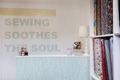 Sew Over It sewing classes London | Homegirl London