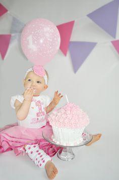 Love the huge cupcake
