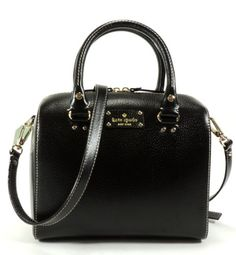 We love the elegant and sophisticated Kate Spade bag. It wil be stylish and useful for years to come.
