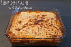 God mad og søde sager: Stenalder-lasagne