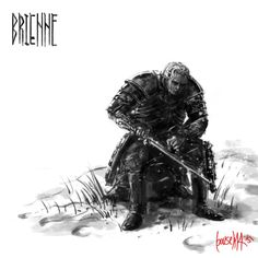Brienne of Tarth - Game of Thrones - James Bousema Game Of Thrones Westeros, Game Of Thrones Arya, A Storm Of Swords, Brienne Of Tarth, Sword And Sorcery, Valar Morghulis, Fire And Ice, Winter Is Coming, Amazing Art