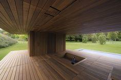 Meditation Pavilion & Garden / GMAA, © A.Kourur