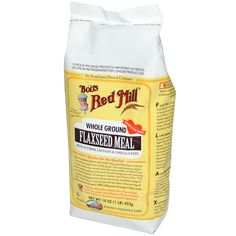 Whole Ground Flexseed Meal