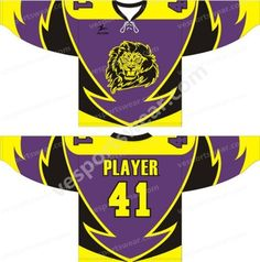New designing sublimation ice hockey jerseys Specifications: Fabric: 220gsm-300gsm, high density microfibre fabric Color: customized Size: All sizes are available Print: Sublimation (any logo and image are available)
