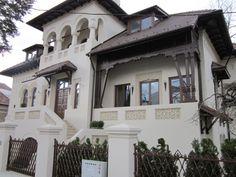 Bucharest, neoromanian style
