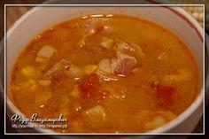 Жареный суп. В мексиканском стиле.