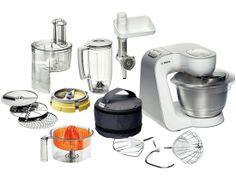 Robot Bosch MUM54251 http://www.bosch-home.pl/produkty/drobny-sprzet-kuchenny/roboty-kuchenne/MUM54251.html