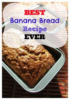 The BEST banana brea