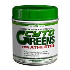 Allmax Nutrition - Nutra Forme CytoGreens