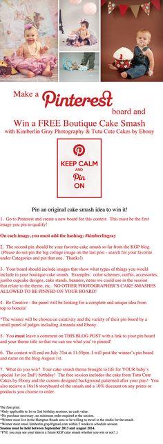 Pinterest Contest2 #kimberlingray