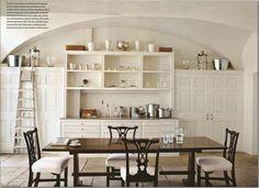Bellamont Forest- kitchen