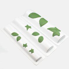 JEM Blumen und Blätter Former, 3er Pack |MEINCUPCAKE Shop