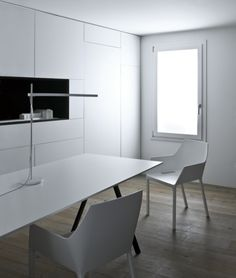 Mem #chair #furniture #design by Christophe Pillet - Kristalia