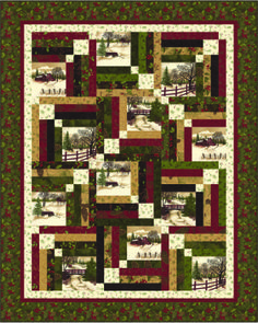 QUILT KIT Just arrived at http://www.quiltingstudio.net/