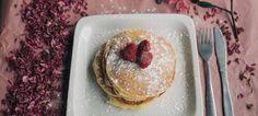 Breakfast Vegan Pancakes Low Carb 55 Ideas For 2019 Pancakes Végétaliens, Whole Grain Pancakes, Vegan Pancakes, Vanilla Pancakes, Blueberry Pancakes, Breakfast Bowls, Breakfast Recipes, Vegan Breakfast, Pancake Breakfast