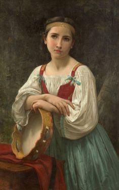Адольф Вильям Бугро (Adolphe-William Bouguereau), 1825-1905 часть первая. Обсуждение на LiveInternet - Российский Сервис Онлайн-Дневников