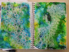 exam 2014 a level textiles sketchbook, fashion sketchbook, sketchbook pa A Level Art Sketchbook, Fashion Sketchbook, Biology Art, Jellyfish Art, Underwater Art, Science Art, Science Nature, Elements Of Art, Texture Art