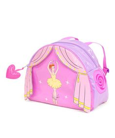 Take a look at this Pink Ballerina Backpack by Kidorable on #zulily today!