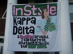 InStyle, Kappa Delta