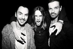 Shannon ♡ Jared ♡ Tomo