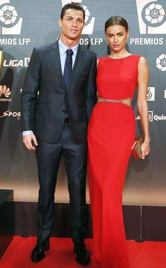 """Irina Shayk and Cristiano Ronaldo Break Up After 5 Years, Model's Rep Addresses """"Negative Rumors""""  Cristiano Ronaldo, Irina Shayk"""