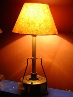 Lámparas de mesa y de pie
