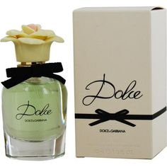 Dolce by Dolce & Gabbana Eau De Parfum Spray 1 oz for Women - Patricia RN Health and Beauty Products Perfume Store, Perfume Bottles, Papaya Flower, Flower Perfume, Cream Concealer, Dolce Gabbana, Parfum Spray, 1 Oz