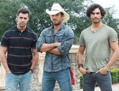 Hermanos Gallardo - Christian de la Campa, Aaron Diaz, & Gonzalo Garcia Vivanco #tierradereyes Tierra de Reyes
