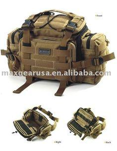 Belt Bag (Men Belt Bag For Army, Police and Law Enforcement)