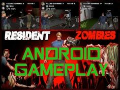 Resident Zombies Gameplay on Android / Partida de Resident Zombies en Android - YouTube