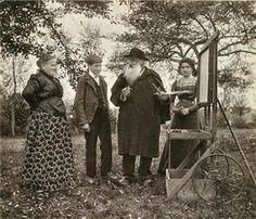 atelierlog: Camille Pissarro (1830-1903)