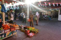 A Trail of Four Markets – a Friday market hop across Old and New Dubai