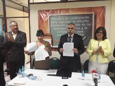 Centro de Actualización Magisterial promocionará los derechos humanos y la cultura de la sana convivencia escolar   El Puntero