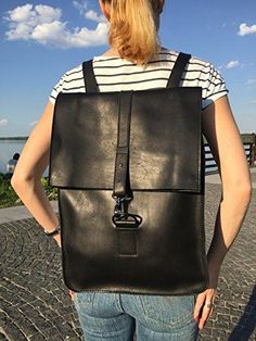 [gallery] A beautiful backpack made of genuine leather is sewn in the form of a bag. This model of a backpack is very roomy. On the inside of the backpack i Leather Backpack Purse, Leather Bags, Unique Backpacks, Backpack Pattern, Cheap Purses, Casual Bags, Handbags On Sale, Tote Bag, Forgiveness Quotes
