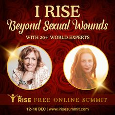 Day 6 With Dr Tina Schermer Sellers Because Sex Is Better Without Shame! I believe that all of us are hard-wired for connection and pleasure, and we all deserve to be loved just as we are. Sometimes shame disrupts this, but it doesn't have to stay that way. My work is to provide compelling education and tools that can empower you to rise above your sexual shame and embrace your value.  December 17, 9:00 AM PST | 12:00 PM EST | 5:00 PM GMT FREE ONLINE SUMMIT ~ www.irisesummit.com