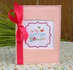 LDS Baptism Memory Book PRINTABLES - 4x6 size