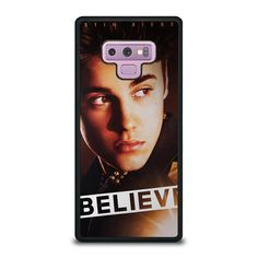 JUSTIN BIEBER Samsung Galaxy Note 9 Case - Best Custom Phone Cover Cool Personalized Design – Favocase